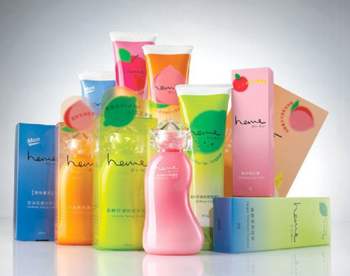 china Cosmetics industry