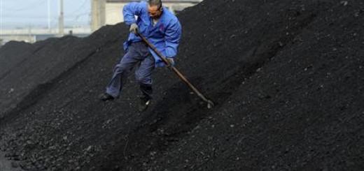 中国煤炭消费量到2030年将翻倍--报告