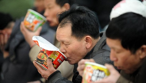 Oodles of Noodles for the Mobile Masses
