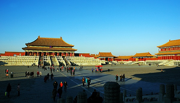 Largest palace Forbidden City