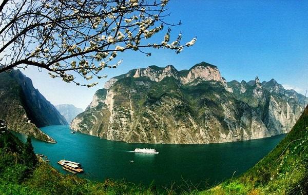 yangtze three gorges