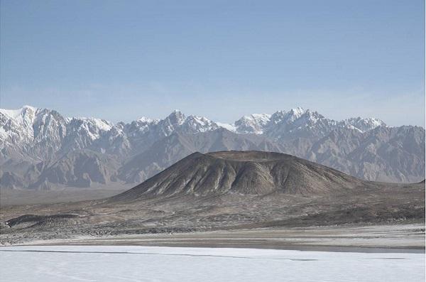 Yutian Volcanoes