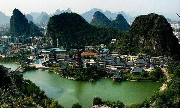 Guilin city