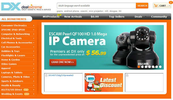 Free Shipping Sites >> 10 Great Websites for China Electronics and Gadgets ...