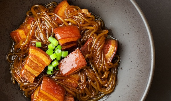 Braised Pork with Vermicelli