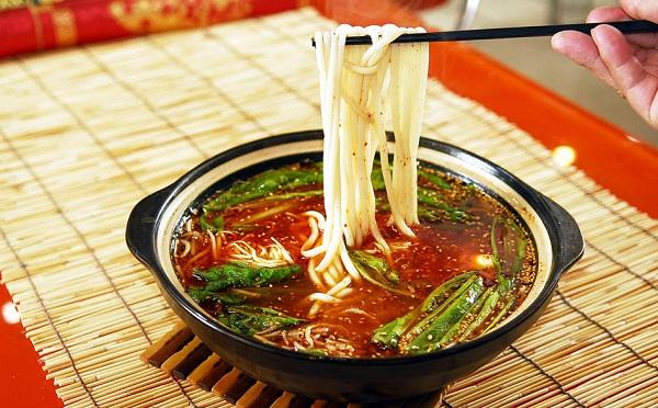 Crossing Bridge Noodles