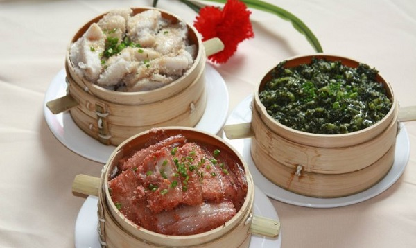 Mianyang Three Steamed Dishes