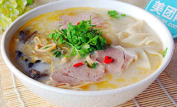 Stewed Noodles