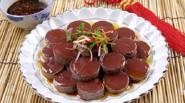 Tibetan Blood Sausage