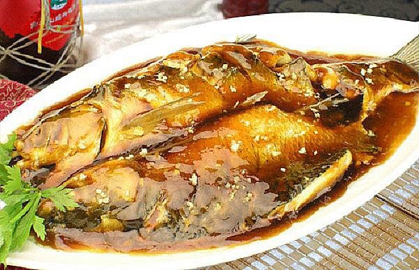 West Lake Fish in Vinegar Sauce