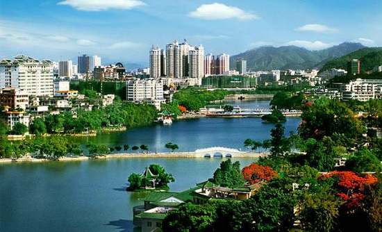 huizhou city