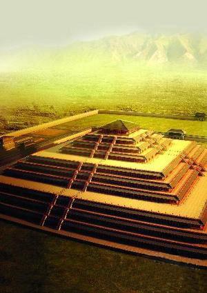 qin shihuang tomb