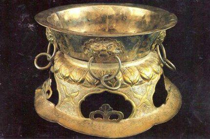 treasures of qin shihuang tomb