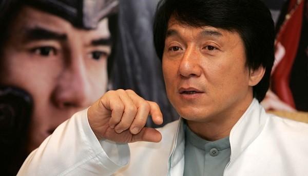 chinese idol Jackie Chan