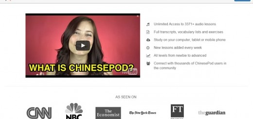 chinese pod lessons
