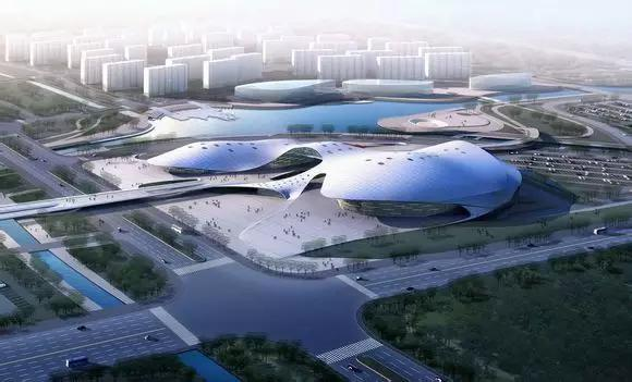 Asian Games Town Gymnasium