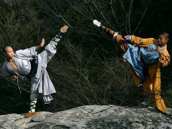 Shaolin Temple Kung Fu School