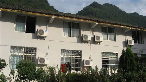 yuanjiajie hostel