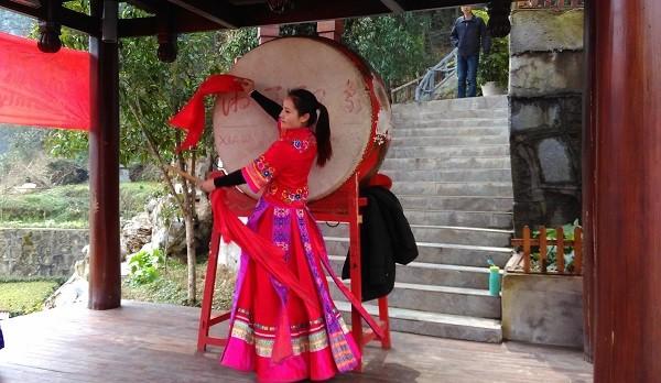 zhangjiajie ethnic minority
