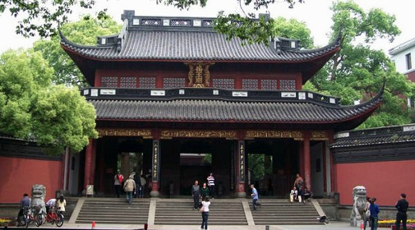 Yuefei temple
