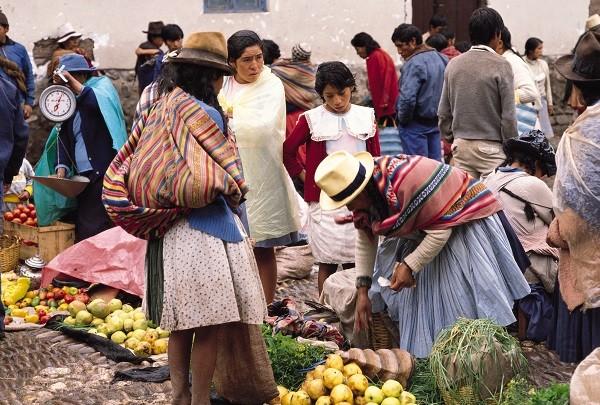 Sunday Markets in Kashgar