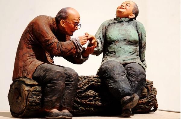 clay figure zhang