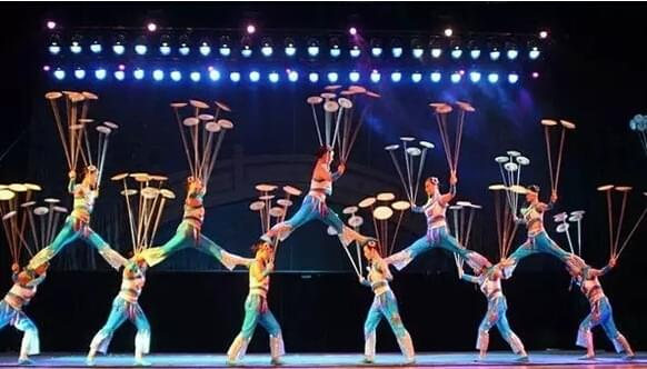 China Acrobatics