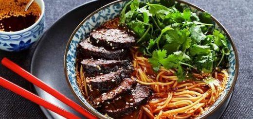 Xiangyang Beef Noodles