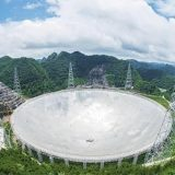 Five-hundred-meter Aperture Spherical Radio Telescope (FAST)