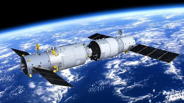 Tianzhou-1 Cargo Spacecraft