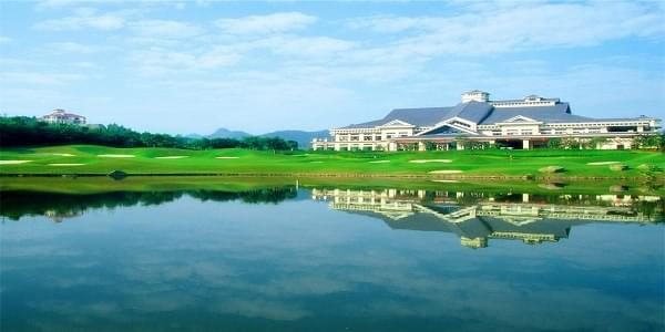 Yangtze River Golf Course