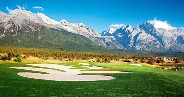 Yunnan Jade Dragon Snow Mountain Golf Course