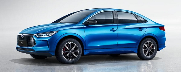Top 10 Chinese Electric Car Companies China Whisper